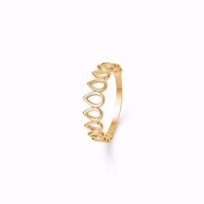6366/08-guldring-uden-sten