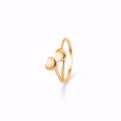 6367/08-guldring-hjerter-uden-sten