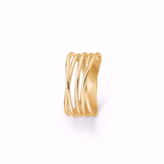 6370/08-guldring-uden-sten