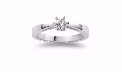 Diamond Star brillant ring