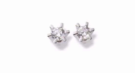 Diamond Star brillant ørestikker