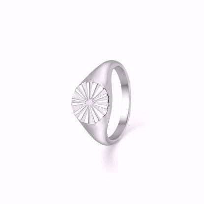 1903/2-sølvring-blomst-ring