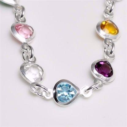 8541-sølv-børne-armbånd-hjerter