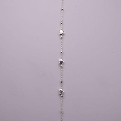 8910-sølv-børne-armbånd-hjerter