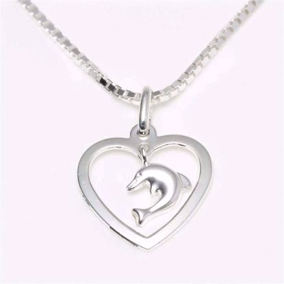 3842-sølv-børne-halskæde-delfin