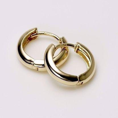 5525/08-guld-creoler-hoops-øreringe