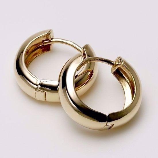 5526/08-guld-creoler-hoops-øreringe