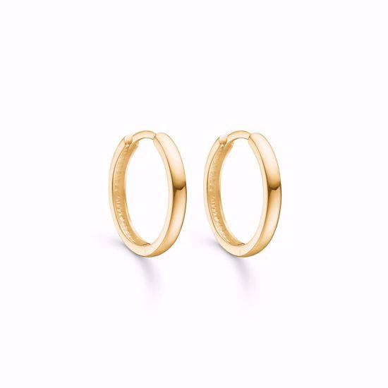 5562/08-guld-creoler-hoops-øreringe