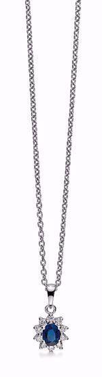 007000-hvidguld-roset-safir-brillant-diamant-vedhæng