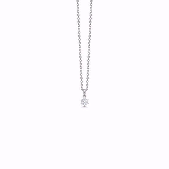 8321/7/14HV-hvidguld-prinsesse-brillant-diamant-vedhæng