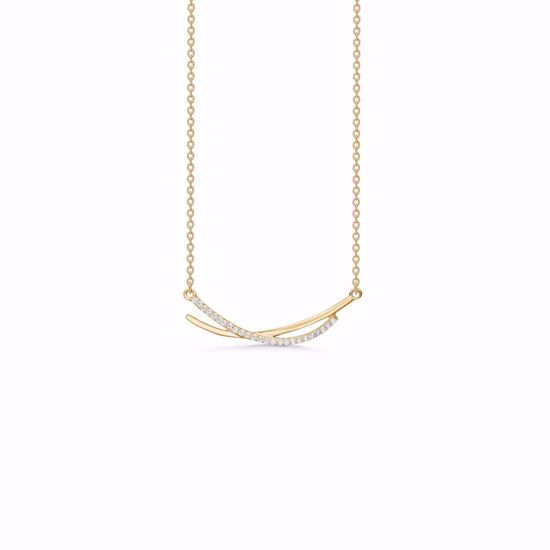 7385/08-guld-vedhæng-guldhalskæde