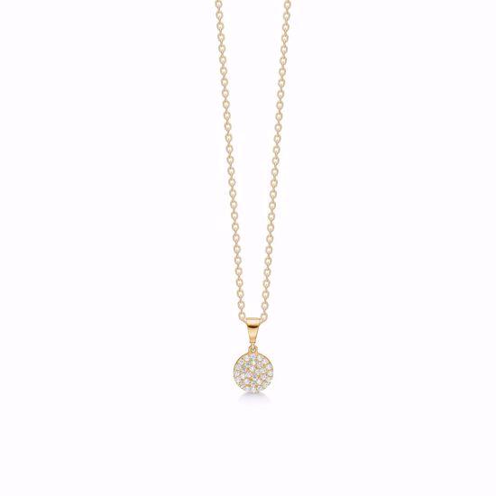 8334/7/08-guld-vedhæng-zirkonia-halskæde