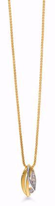 8290/7/08-guld-vedhæng-zirkonia-halskæde