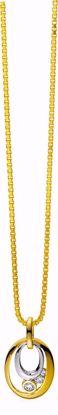 8229/7/08-guld-vedhæng-zirkonia-halskæde
