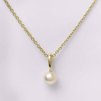 8300/7/08-guld-vedhæng-ferskvand-perle-kæde