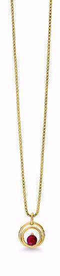 8277/7/08-guld-rubin-vedhæng-halskæde