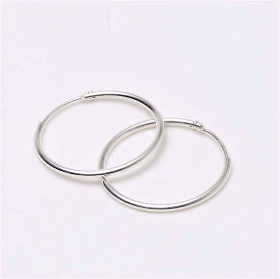 284215-sølv-forgyldt-creol-hoops-loops-øreringe
