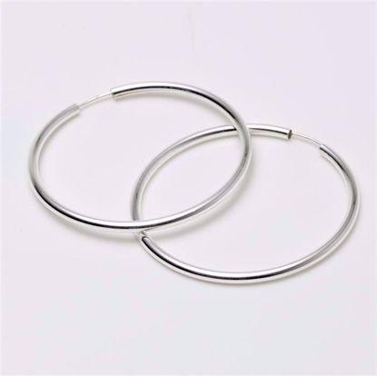 2803315-sølv-creoler-hoops-loops-øreringe