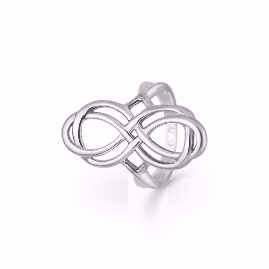 1911/2-sølv-antik-ring-uendelighed-infinity