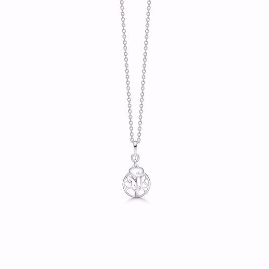 30084-sølv-vedhæng-tree-life-livets-træ-hjerte-zirkonia-halskæde
