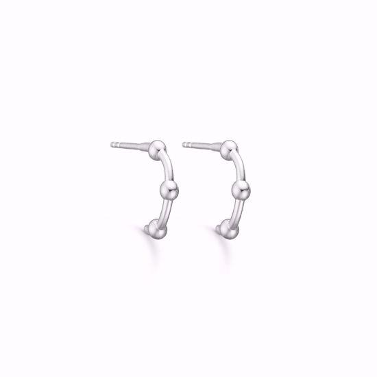 11277-sølv-kugle-ørestikker-øreringe