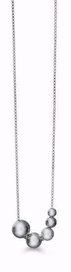 1775/3-sølv-halskæde-vedhæng-sølv-kugler-på-kæde