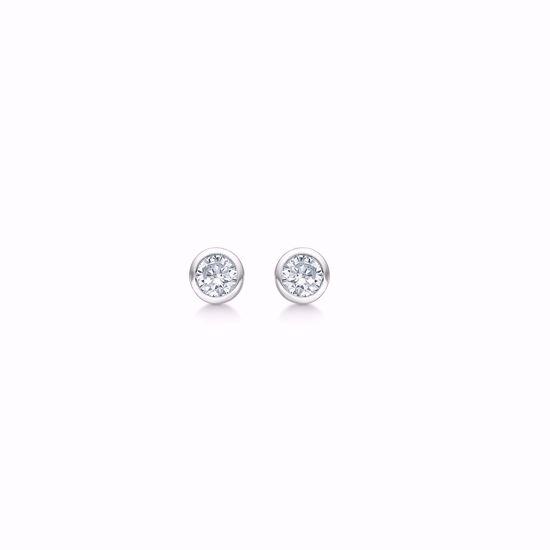 1871/1-sølv-ørestikker-øreringe-med-rørfatning-zirkonia