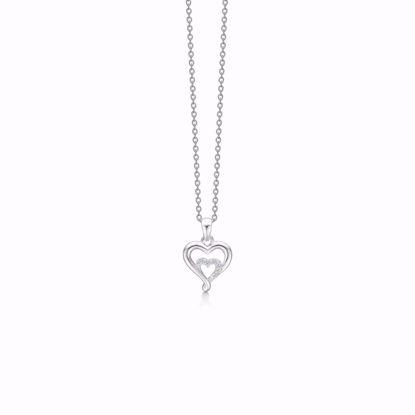 1883/3-sølv-vedhæng-halskæde-med-zirkonia-hjerte