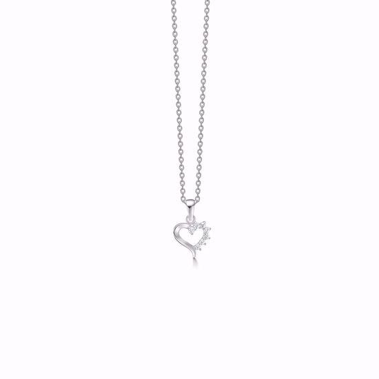 1879/3-sølv-hjerte-vedhæng-halskæde-med-zirkonia