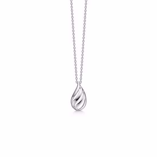 1842/3-sølv-vedhæng-halskæde-dråbe