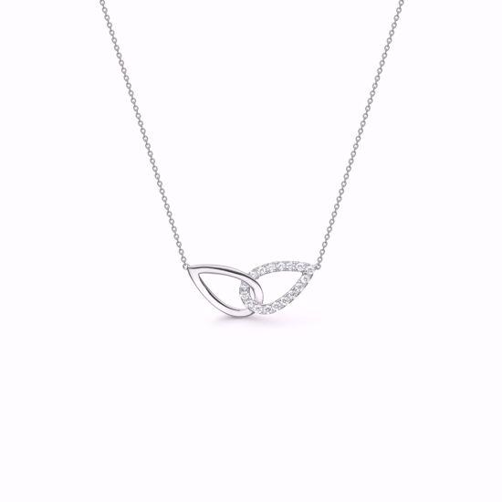 30071-sølv-vedhæng-med-zirkonia-halskæde