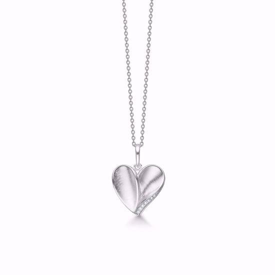 1873-sølv-vedhæng-med-mat-zirkonia-hjerte-halskæde