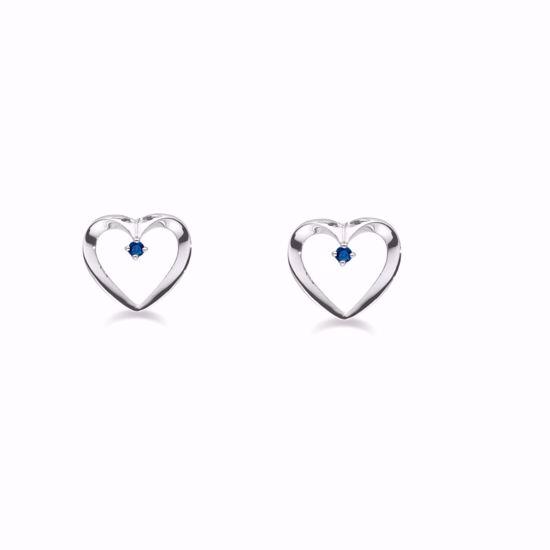 11229-sølv-safir-hjerte-ørestikker-øreringe