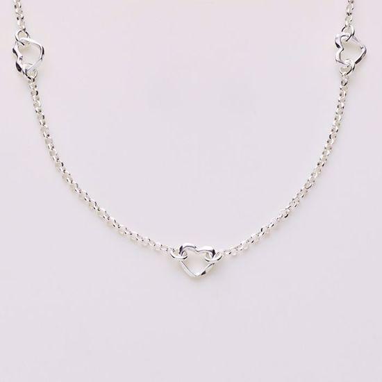 8889-sølv-ankelkæde-med-hjerter