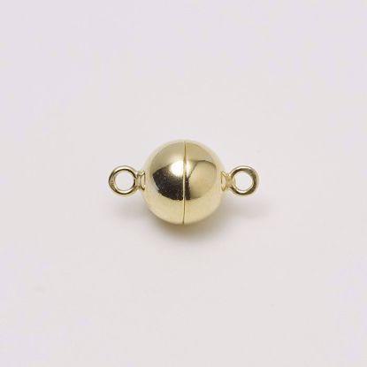 4290-sølv-forgyldt-magnet-perle-lås