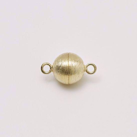 4292-sølv-forgyldt-magnet-perle-lås