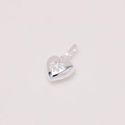 3961-sølv-hjerte-med-zirkonia