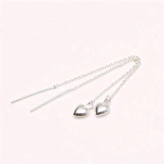 11096-sølv-disco-ørehængere-med-hjerte