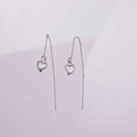 11266-sølv-disco-ørehængere-med-hjerte