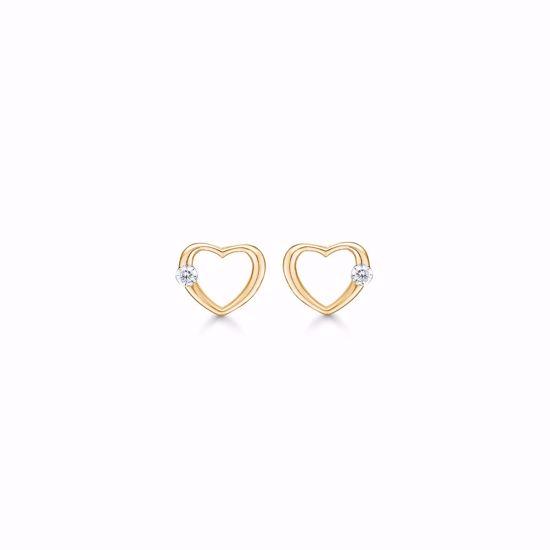5560/08-guld-hjerte-øreringe-ørestikker-med-zirkonia