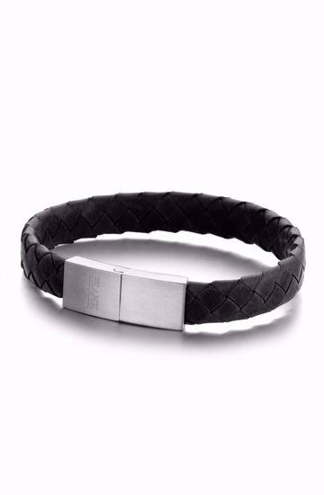 frank1967-7fb-0318-herre-armbånd-læder-sort