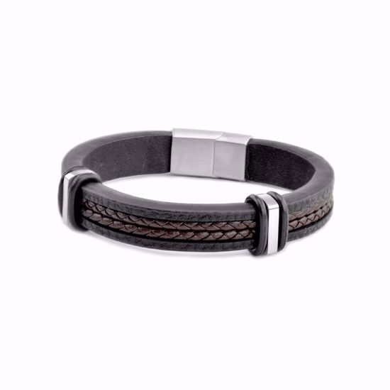 frank1967-7fb-0343-herre-armbånd-læder-sort-brun