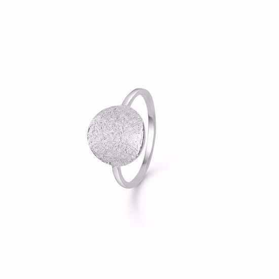 sølv-ring-hammret-1921/2
