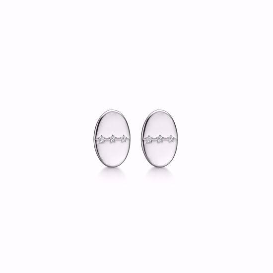 sølv-oval-ørestik-øreringe-med-zirkonia-sten-1922/1