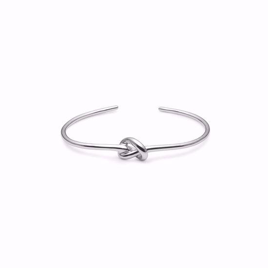 sølv-armring-armbånd-knude-8927