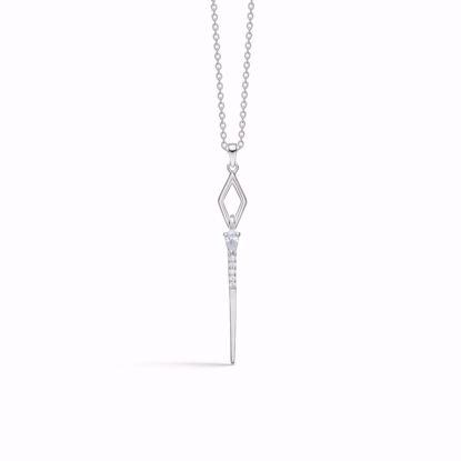 sølv-vedhæng-halskæde-med-zirkonia-sten-1928/3