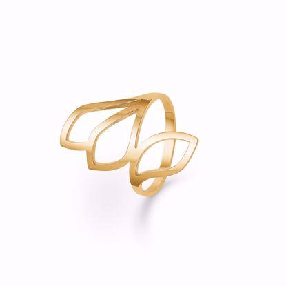 6380/14-guld-ring-14-karat-med-udskåret-blade
