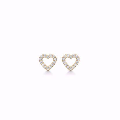 guld-hjerte-ørestikker-øreringe-med-zirkonia-sten-8338/5/08