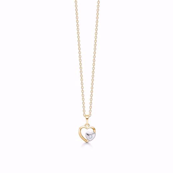guld-dobbelt-hjerte-vedhæng-halskæde-med-zirkonia-sten-8327/7/08