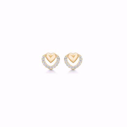 guld-øreringe-ørestikker-dobbelt-hjerte-med-zirkonia-5574/08